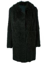 пальто с карманами  Salvatore Santoro