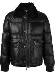 стеганая куртка-пуховик Dsquared2