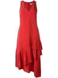 платье c V-образным вырезом  Tibi