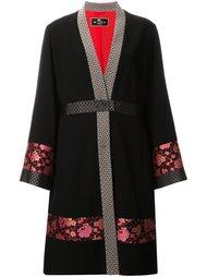 пальто-кимоно Etro