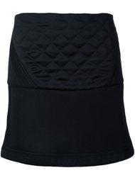 юбка со стеганой панелью Neil Barrett