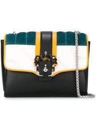 сумка через плечо с панельным дизайном Paula Cademartori