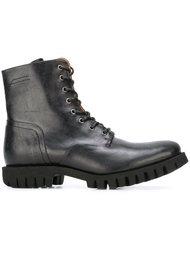 ботинки 'D-Depp' на шнуровке Diesel
