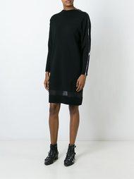 короткое платье с отделкой молнией Rag & Bone