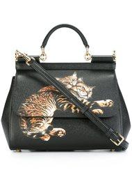 средняя сумка-тоут 'Sicily' Dolce & Gabbana