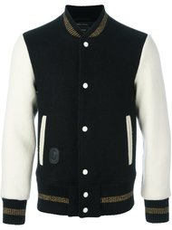 университетская куртка  Marc Jacobs