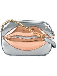 сумка на плечо 'Kiss Me'  Charlotte Olympia
