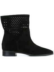 ботинки с перфорированным дизайном  Michael Michael Kors