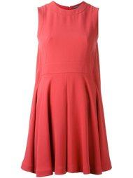 платье мини  Alexander McQueen