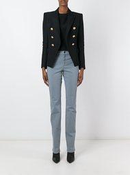 брюки прямого кроя Armani Collezioni