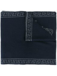 шарф с логотипом Versace
