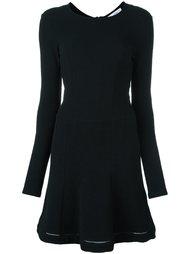 платье с круглым вырезом Carven