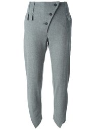 slim fit track pants Lost & Found Ria Dunn
