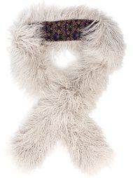 шарф из овечьей шерсти Etro