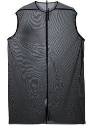 прозрачное платье без рукавов Rick Owens Lilies