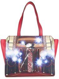 сумка на плечо 'Flashes' Love Moschino