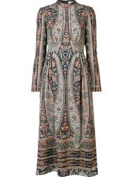 платье с абстрактным принтом  Vilshenko
