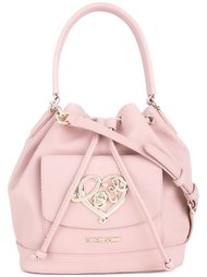 сумка-мешок на плечо 'Love' Love Moschino