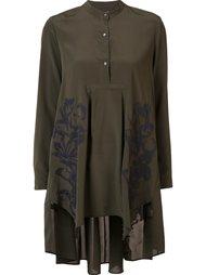 блузка свободного кроя  Maiyet