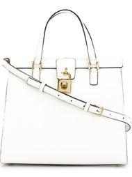 сумка-тоут с висячим замком  Dolce & Gabbana