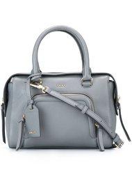 сумка-тоут с маленьким карманом на молнии DKNY