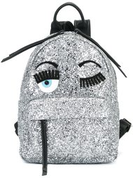 рюкзак 'Flirting' с блестками Chiara Ferragni