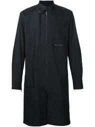 многослойное пальто на молнии Y-3