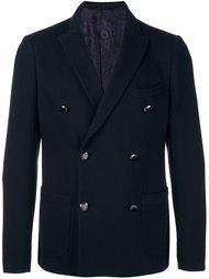 двубортный пиджак Etro