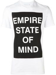 футболка Empire State of Mind Neil Barrett