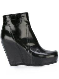ботинки на танкетке Rick Owens