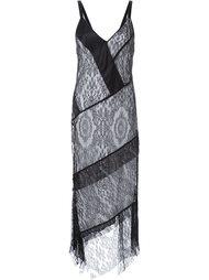кружевное платье 'Frill Seekers' Manning Cartell