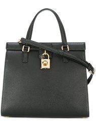 сумка-тоут с замочком Dolce & Gabbana