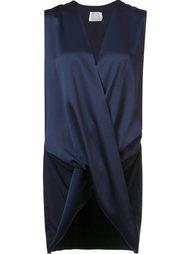 блузка 'Ronnie' с перекрещенным дизайном Solace