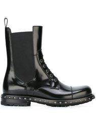 ботинки на шнуровке Dolce & Gabbana