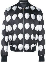 куртка-бомбер с принтом воздушных шаров Paul Smith