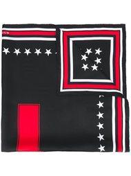 платок с узором Givenchy