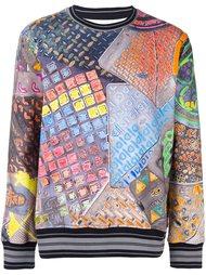 толстовка 'Manhole' Vivienne Westwood Man