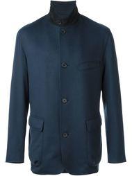 пиджак с воротником-стойкой Loro Piana