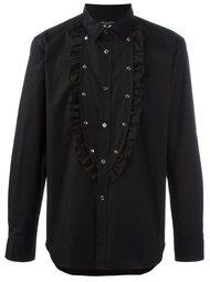 рубашка с оборками  Comme Des Garçons Homme Plus