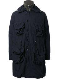 пальто с карманами  08Sircus