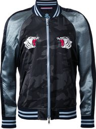 куртка-бомбер с вышивкой  Guild Prime