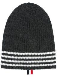 шапка в полоску Thom Browne