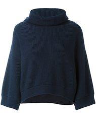 свитер в рубчик Brunello Cucinelli