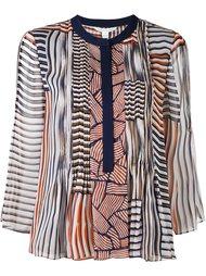 блузка с графическим принтом Diane Von Furstenberg