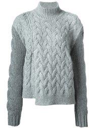 свитер крупной вязки Stella McCartney