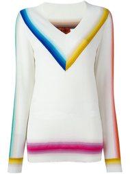 свитер c V-образным вырезом  Missoni