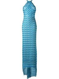 вязаное платье без рукавов  Missoni