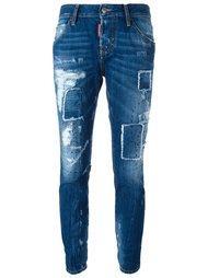 джинсы 'Cool Girl' Dsquared2
