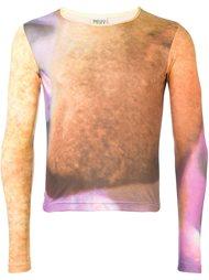 футболка с длинными рукавами  Walter Van Beirendonck Vintage