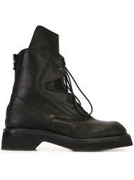 армейские ботинки Julius